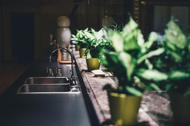 virtuves izlietnes