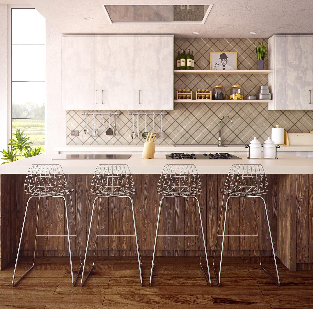 izlietnes un mebeles virtuvei